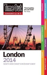 Time Out Shortlist London 2014 (h�ftad)