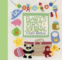 Baby's First Journal (kartonnage)