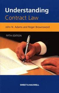Understanding Contract Law (e-bok)