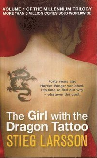 The Girl With The Dragon Tattoo (pocket)