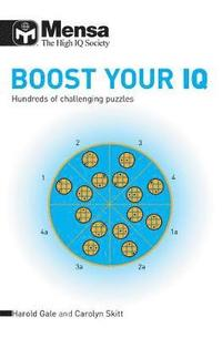 Mensa Boost Your IQ (h�ftad)