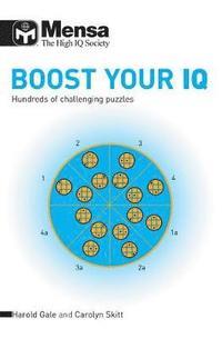 Mensa Boost Your IQ (h�ftad)