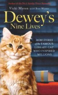 Dewey's Nine Lives (inbunden)