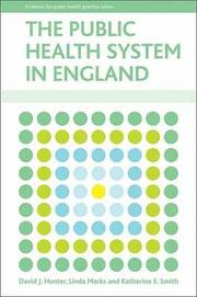 The Public Health System in England (h�ftad)
