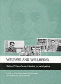 Welfare and wellbeing (e-bok)
