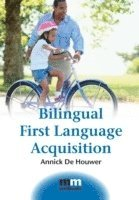 Bilingual First Language Acquisition (h�ftad)