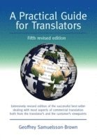 A Practical Guide for Translators (e-bok)