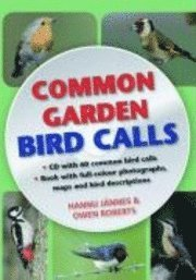 Common Garden Bird Calls (inbunden)