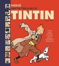 Herge and the Treasures of Tin Tin (inbunden)