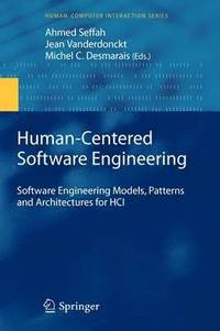 Human-Centered Software Engineering (inbunden)