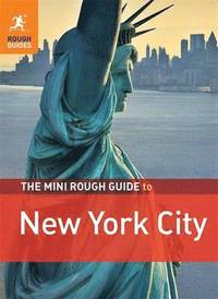 The Mini Rough Guide to New York City 4th Edition (h�ftad)