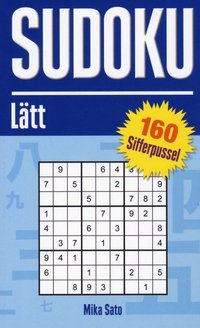 Sudoku L�tt - Bl� (pocket)