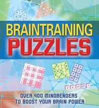 Braintraining Puzzles (h�ftad)