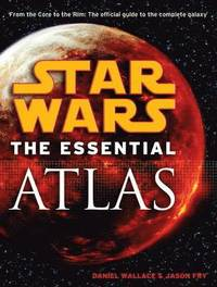 Star Wars: Essential Atlas (inbunden)