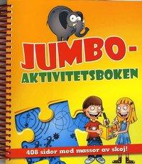 Jumbo aktivitetsboken (inbunden)