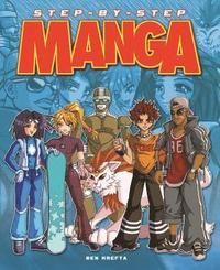 Drawing Manga: Step-by-step (h�ftad)