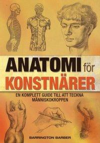 Anatomi f�r konstn�rer (h�ftad)