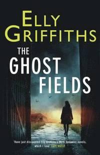 The Ghost Fields (inbunden)