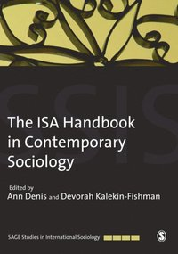 ISA Handbook in Contemporary Sociology (inbunden)