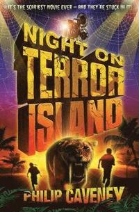 Night on Terror Island (h�ftad)