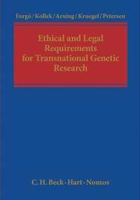 Genetic research legal or moral