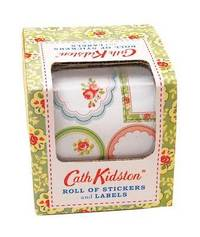 Cath Kidston Stickers and labels roll (h�ftad)