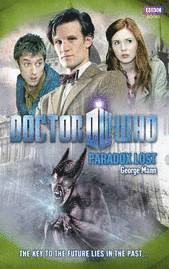 Doctor Who: Paradox Lost (h�ftad)