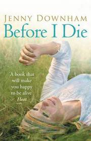 Before I Die (h�ftad)