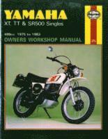 Yamaha XT, TT and SR500 Singles 1975-83 Owner's Workshop Manual (h�ftad)