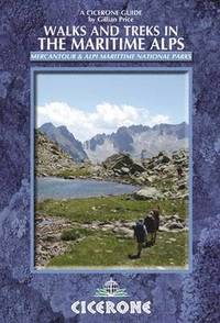 Walks and Treks in the Maritime Alps (h�ftad)