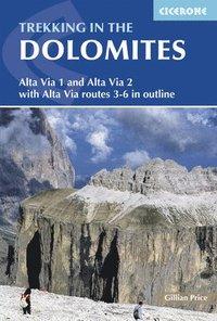Trekking in the Dolomites (h�ftad)