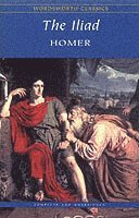 The Iliad (h�ftad)