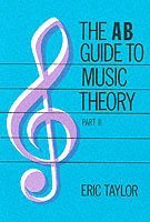 The AB Guide to Music Theory, Part II (inbunden)