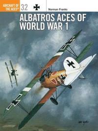 Albatross Aces of World War 1 (h�ftad)