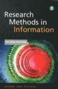 Research Methods in Information 2nd Edition