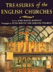 Treasures of the English Churches