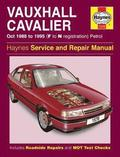 Vauxhall Cavalier ('88 to October '95) Petrol Service and Repair Manual