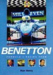 Benetton Formula 1 Racing Team (inbunden)
