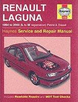 Renault Laguna Petrol and Diesel (1994-2000) Service and Repair Manual (inbunden)