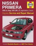 Nissan Primera (1990-99) Service and Repair Manual