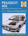 Peugeot 405 Petrol Service and Repair Manual