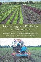 Organic Vegetable Production (e-bok)