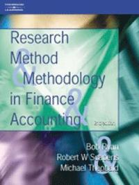Research Methods and Methodology in Finance and Accounting (h�ftad)