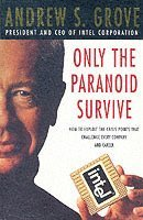 Only the Paranoid Survive (h�ftad)