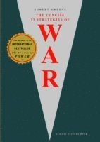 The Concise 33 Strategies of War (h�ftad)