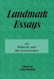 The Perception of the Environment: Essays on Livelihood, Dwelling and ...