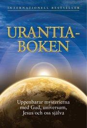 Urantia-boken : uppenbarar mysterierna med Gud universum Jesus och oss själva