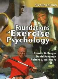 Foundations of Exercise Psychology (inbunden)