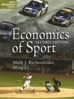 Economics of Sport (inbunden)