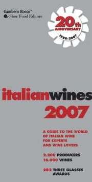 Italian Wines (h�ftad)